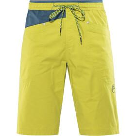 La Sportiva Bleauser Shorts Herre citronelle/ocean